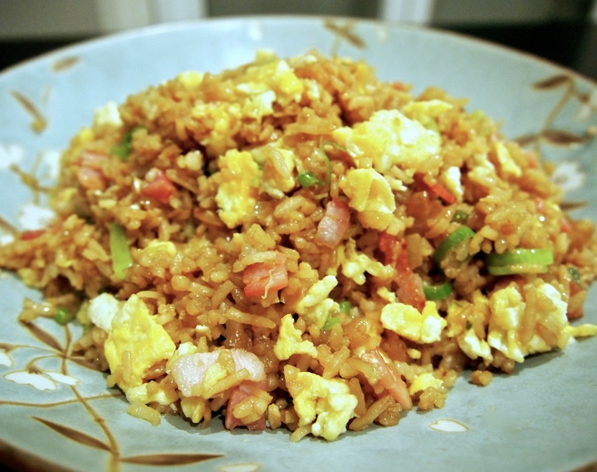 Kylie Kwong Egg Fried Rice