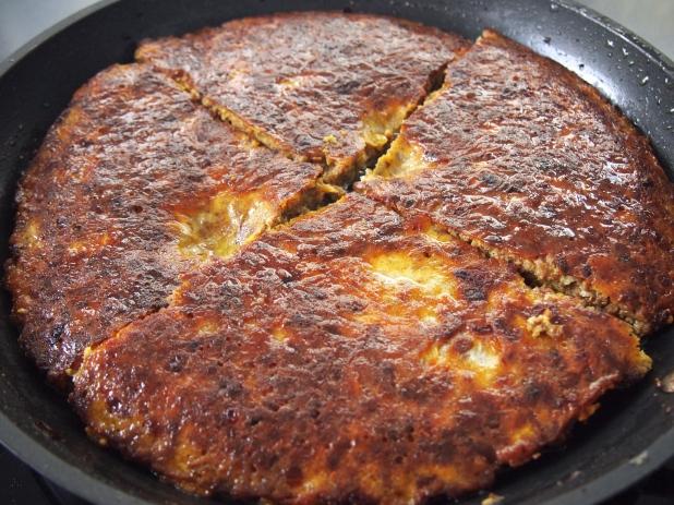 Kookoo Goosht - Persian Meat Frittata