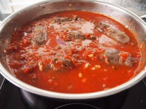 Sunday Gravy with Braciole