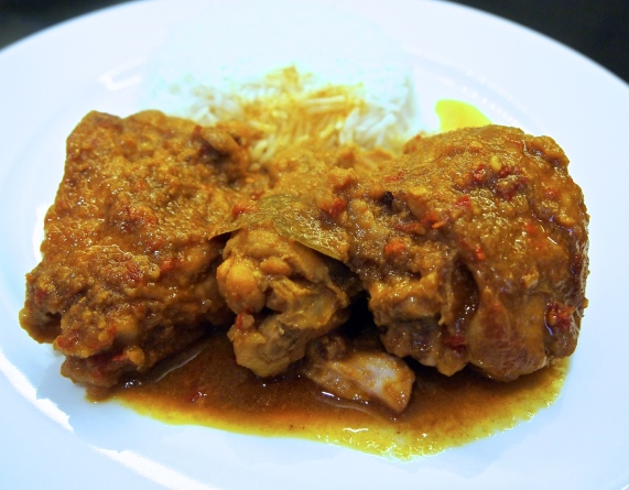 Kapitan Chicken - Malaysian Chicken Curry
