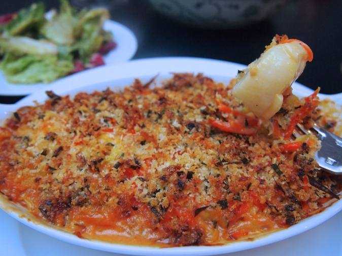 Best Dinner Party Seafood Dish - Seafood Gratin