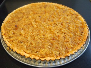 Golden Syrup Tart