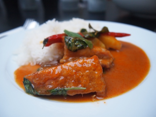 Martin Boetz - Thai curry of Crispy Pork Belly & Pineapple