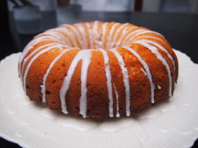 Rachel Allen Cardamom Yogurt Cake
