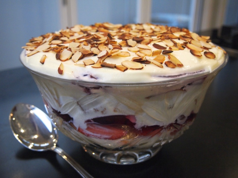 Best Trifle for Christmas