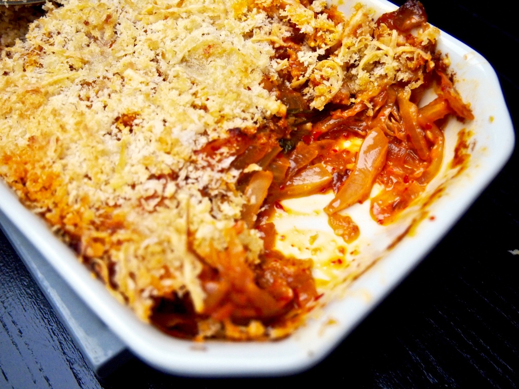 Restaurant Hubert Kimchi Gratin Recipe