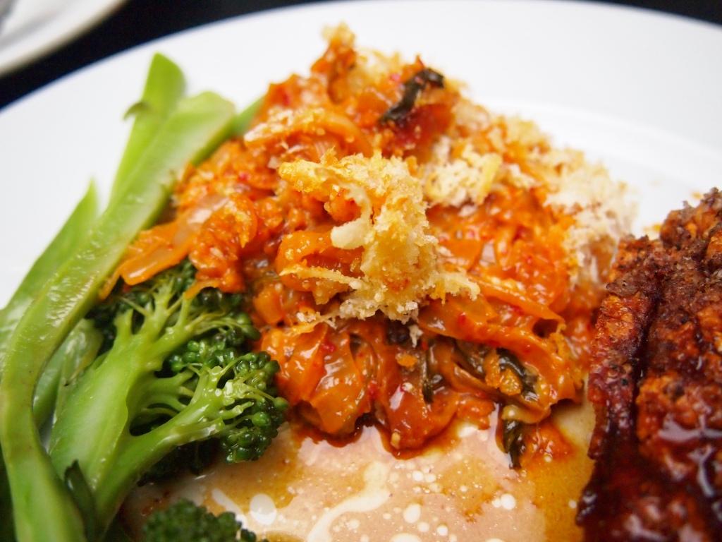 Best Side Dish for Roasts - Kimchi Gratin